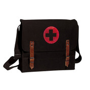 Black Canvas Nato Medics Bag - View