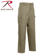 Khaki Tactical 10-8 Light Weight Field Pant - View