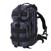 Midnight Digital Camo Medium Transport Pack - View