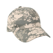 Kids ACU Digital Camo Cap Low Profile Cap - View