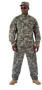 ACU Digital Camo Uniform Shirt