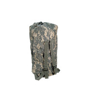 ACU Camo Digital Backpack Duffle Bag - View