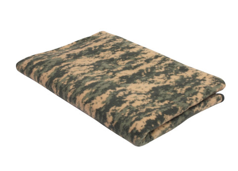 ACU Digital Camo Fleece Blankets