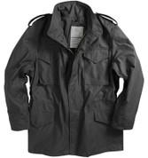 Alpha Black M-65 Field Jacket