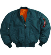 Alpha MA-1 Flight Jacket - Navy