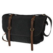 Vintage Canvas Explorer Shoulder Bag - View