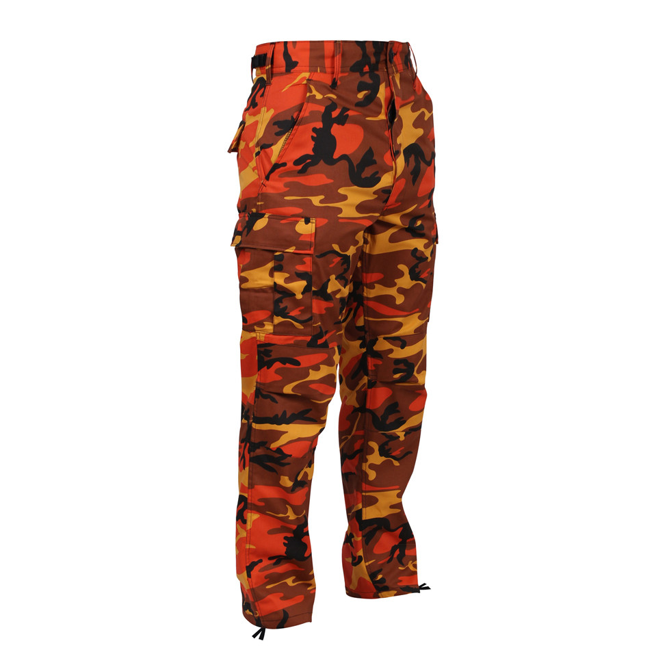 Street Wear Fashion Fatigue Pants - Fatigues Army Navy