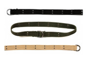 Vintage D Ring Pistol Belts