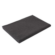 Grey Wool Camp Blankets - Angle View