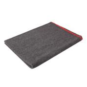 Grey Wool Rescue Survival Blanket
