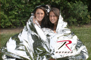 2-Person Polarshield Survival Blanket - View