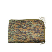 Woodland Digital Camo Liner w/Ties - View