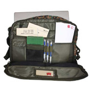 Woodland Digital M.O.L.L.E. Tactical Laptop Bag