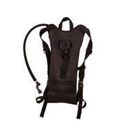 MOLLE 3-Liter Black Backstrap Hydration System