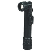Mini Army Style Angle Flashlight - View