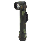 Mini Army Camo Style Flashlight - View