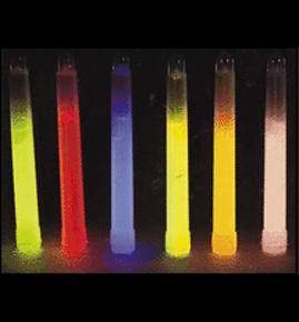 Cyalume Type Chemical Lightsticks - View