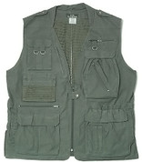 Photo Journalist's Vest