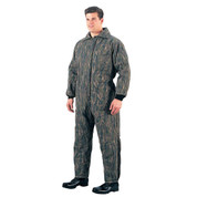 Smokey Branch Camo Insulated Coverall - View
