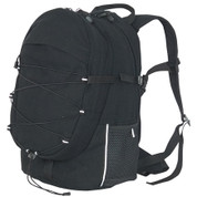 Monterey Canvas Daypack - Black