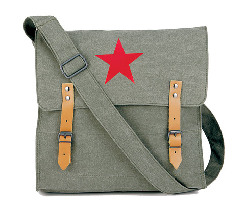 Adventurers Republic Trail Shoulder Bag - View