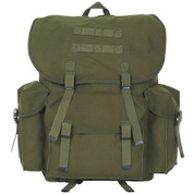 NATO Style Rucksack - Olive Green