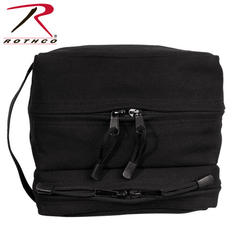 Dual Compartment Travel Kit Bags - Rothco View