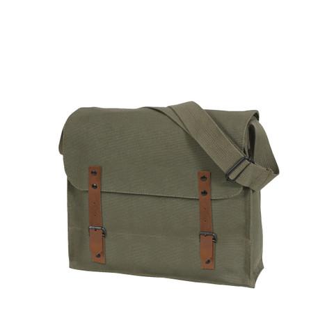 Olive Canvas Medics Bag - View
