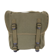 GI Style Canvas Butt Pack - Front View