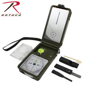 Rothco Multi Functional Survival Compass Kit