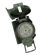 Military Style Marching Lensatic Compass
