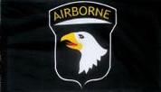 Screaming Eagle 101st Airborne Flag