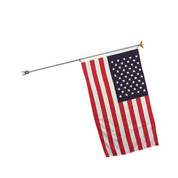 Flag Pole Kit w/Bracket - Full View