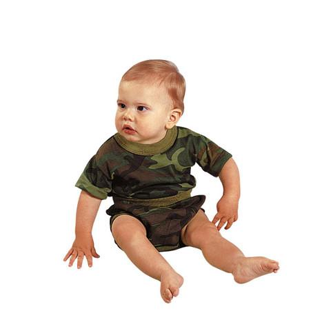 Infant Camo T Shirts - View
