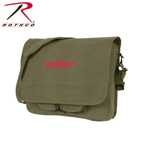 Israeli Army Paratrooper Shoulder Bags - Rothco View