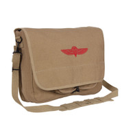 Israeli Army Paratrooper Shoulder Bags - Front View