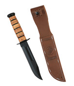 Ka-Bar USMC Combat Knife - Original WWII Style
