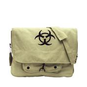 Vintage Khaki Bio Hazard Gear Bags - View