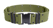 New Issue OD Marine Style Quick Release Pistol Belt