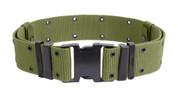 New Issue OD Marine Style Quick Release Pistol Belt