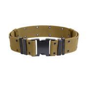 Coyote Brown New Marine Corps Type Pistol Belt