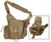 Advanced Tactical Sling Bags - Combo View