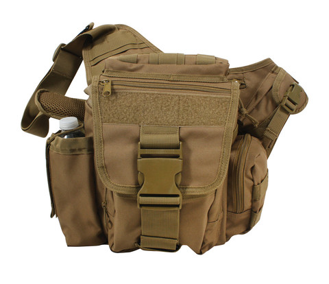 Advanced Tactical Sling Bags - Close View