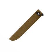 GI Type Coyote Plastic Machete Sheath