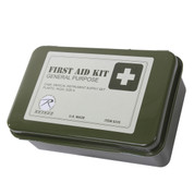 GP Medical First Aid Kit - Front View