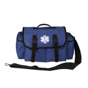 Blue EMT Response Bag - View