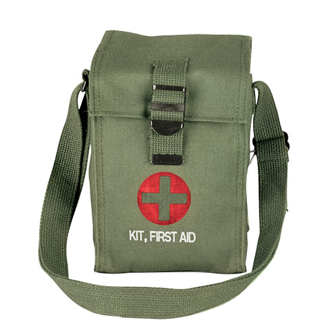 Platoon Leaders First Aid Kit Bag - View