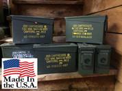 30 Caliber Ammo Box