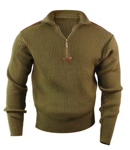 Outdoorsman Field Shooting Sweater - Front View