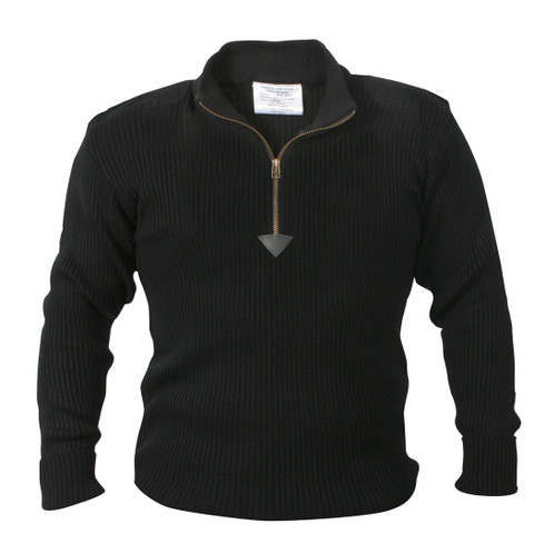 Outdoorsman Field Shooting Sweater - Full View